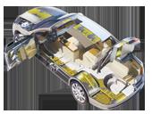 Шумоизоляционные материалы для автомобилей